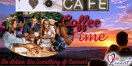 Singles Coffee Meet 2 Chat & Connect tickets