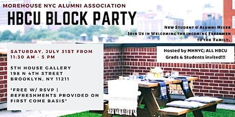 HBCU Block Party tickets