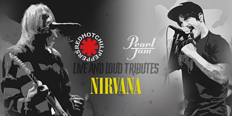 Palmerston North - Nirvana, Pearl Jam & Red Hot Chili Peppers Live Tributes tickets