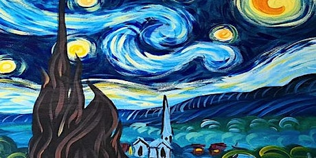 Learn to paint! Starry Night. tickets