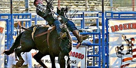 Broken Horn Rodeo at the Butler County Fair tickets