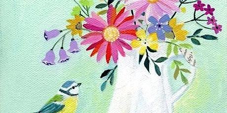 Learn to paint! Bird and Bunch. tickets