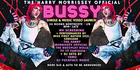 Bussy Single Launch tickets