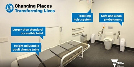 2021 Victorian Changing Places Funding Round Information Session tickets