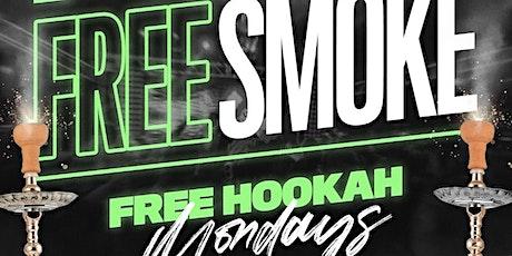 FREE SMOKE -- Free Hookah Mondays @ Cru Lounge Dallas tickets
