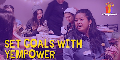FREE Goal Setting Workshop with YEmpower tickets