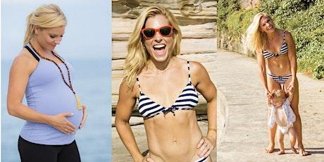 Strong Sexy Mamma's Pre/Post Natal Online  Workout with Anna Kooiman biglietti
