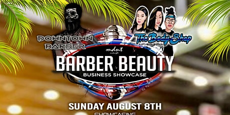 Barber Beauty Business Showcase tickets
