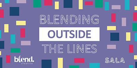 Blending Outside the Lines - Exhibition Opening tickets