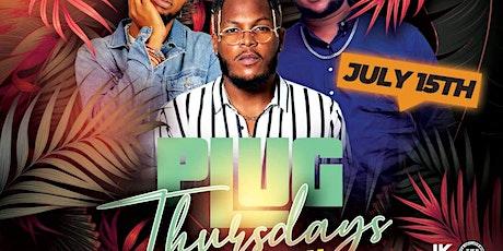Plug Thursday's tickets