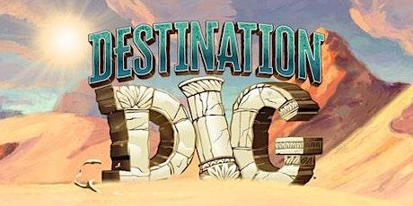2021 Vacation Bible School tickets