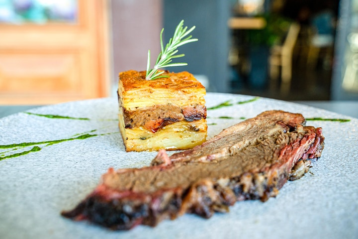 World's First - Dry Aged Slow Smoked Meats Degustation image