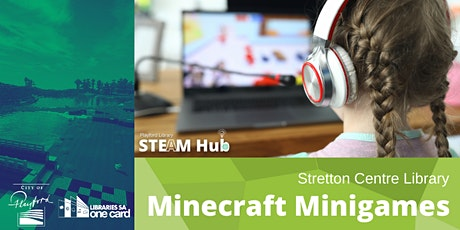 Minecraft Minigames: Term 3 - Saturdays tickets