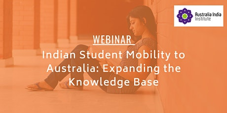Indian Student Mobility to Australia: Expanding the Knowledge Base tickets