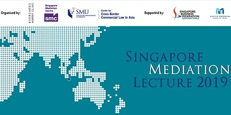 Singapore Mediation Lecture 2021 tickets