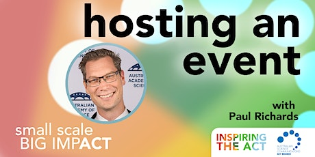 Small Scale, Big Impact: Hosting an Event tickets