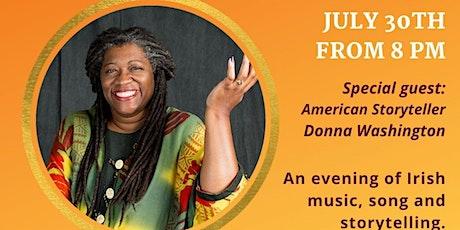 July  Rambling House - Featured Artist - Donna Washington tickets