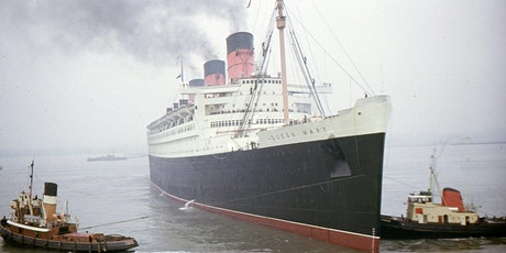 Cunard and the Queens with Chris Frame tickets