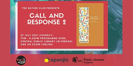 Call and Response 2 | The Nature Club tickets