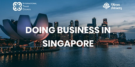 Doing Business in Singapore tickets