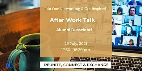 Alumni Düsseldorf - After Work Talk Tickets