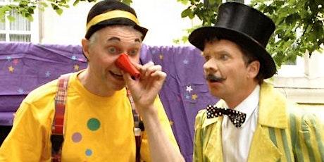 Mika & Rino: Die Zirkusratte Tickets