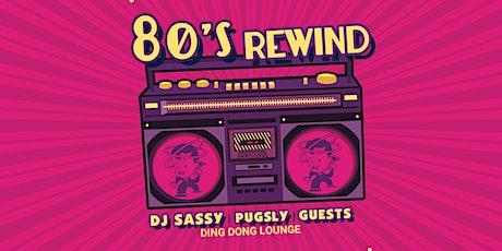 80's Rewind tickets