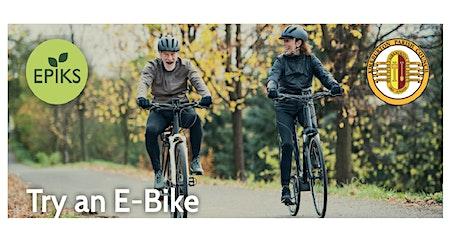 Kirkheaton - Try an E-Bike day tickets