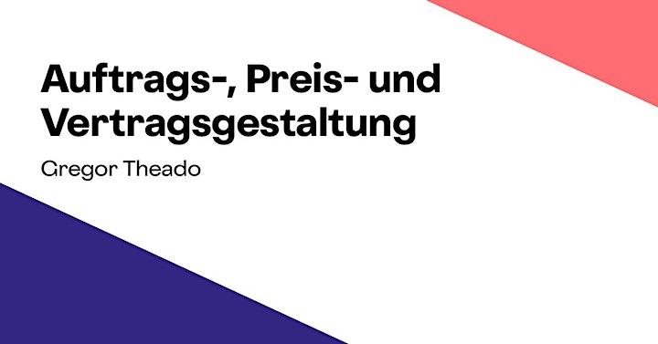 Auftrags-, Preis- und Vertragsgestaltung: Bild