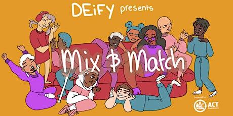 Mix n Match tickets