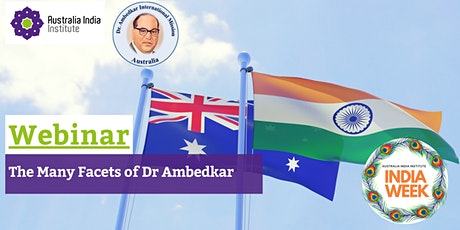 Webinar - The Many Facets of Dr Ambedkar tickets
