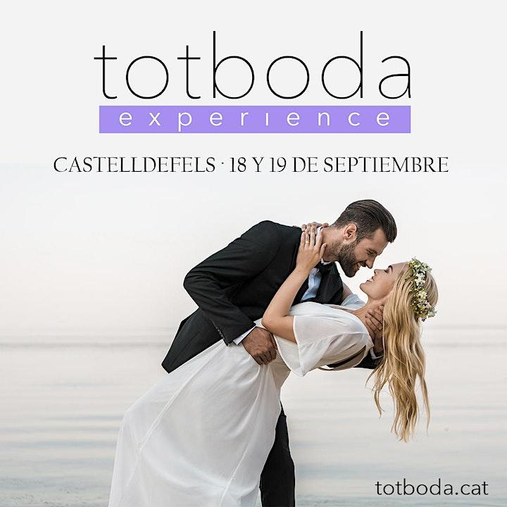 Imagen de TOT BODA CASTELLDEFELS: Sáb. 18  Septiembre de 11-20h y Dom. 19 de 11-15h