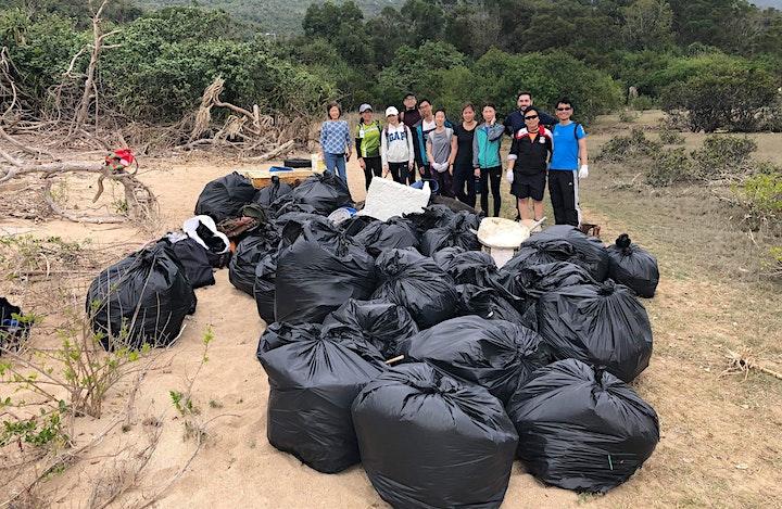 2021 Coastal Cleanup Challenge -  To Tei Wan「土地灣 」 image