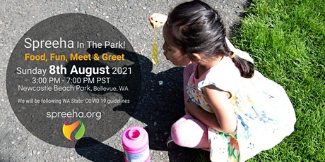 Spreeha In The Park 2021 tickets