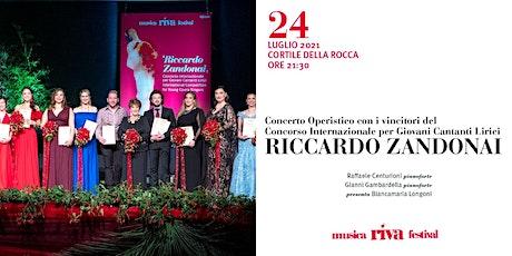 Concerto Operistico con i vincitori del Concorso Internazionale R. Zandonai biglietti