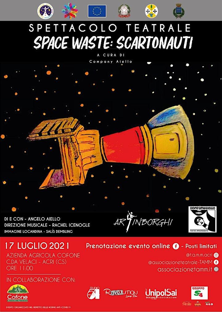 Immagine Space Waste: Scartonauti