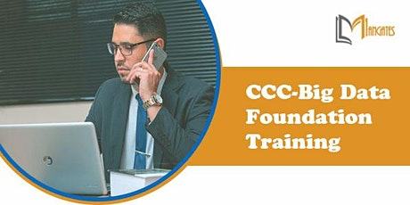 CCC-Big Data Foundation 2 Days Training in Middlesbrough tickets