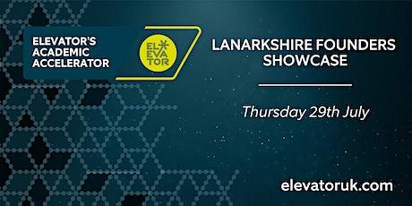 Lanarkshire Academic Accelerator Showcase 2021 tickets