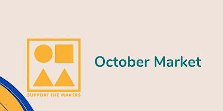 October Market tickets