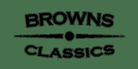 Breakfast @ Browns tickets