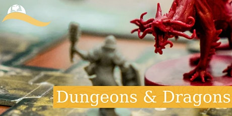 Newman Library Dungeons and Dragons - Try Out Session tickets