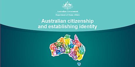 WebConnect Series: Australian citizenship and establishing identity tickets