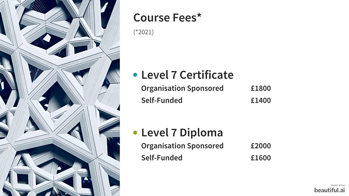 ILM Level 7 Cert & Diploma  in Executive/Senior Level Coaching & Mentoring image