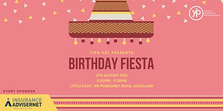YIPs Auckland - 8th Birthday Event tickets
