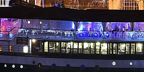Post Lockdown Networking Boat Party tickets