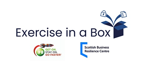 Exercise in a Box 'Digital Supply Chain' Session via MS Teams w. IFB - 12/8 Tickets