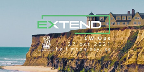 CW Ops CA - 3 Events in 1 @ The Ritz-Carlton Half Moon Bay tickets