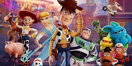 """Proiezione film all'aperto """"Toy story 4"""" biglietti"""