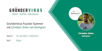 GründerVirus Founders Summer: KeimGrün