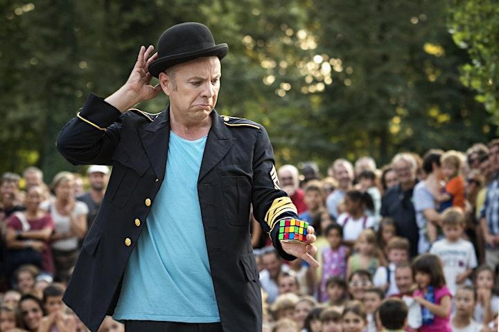 Immagine Il mago con la T maiuscola - Giovedì in piazza